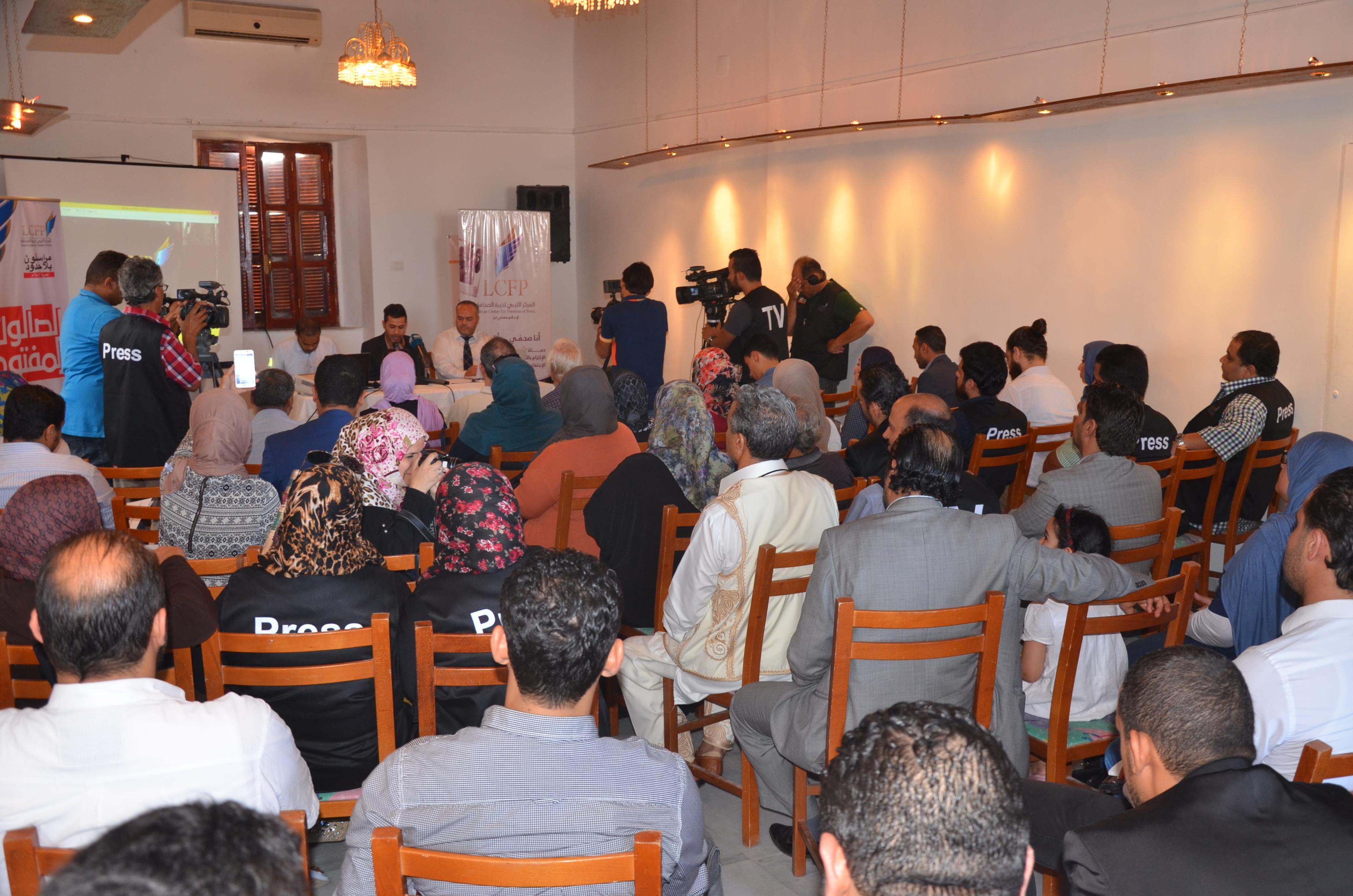جانب من المٌشاركين بحلقة النقاش
